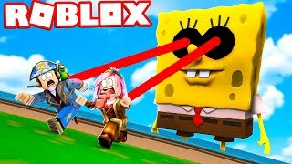 THE SUPER BAD GIANT ROBOT!! - ROBLOX!!
