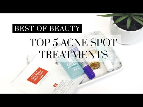 Top 5 Best Acne Spot Treatment Products | LookMazing