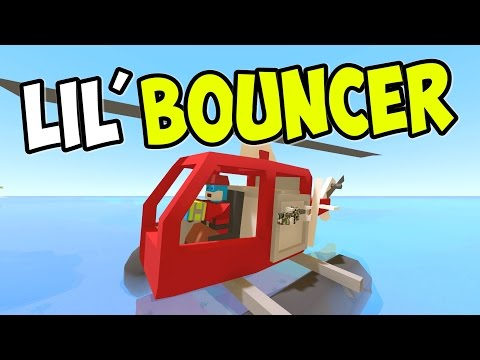 """UNTURNED - """"CG Bouncer Helicopter!!"""" Episode 73 (Unturned Role-play Hawaii Playthrough)"""