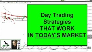 Day Trading Strategies That Work Today