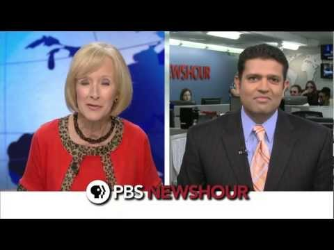 Big Change! Hari Sreenivasan's PBS Newshour Weekend Edition