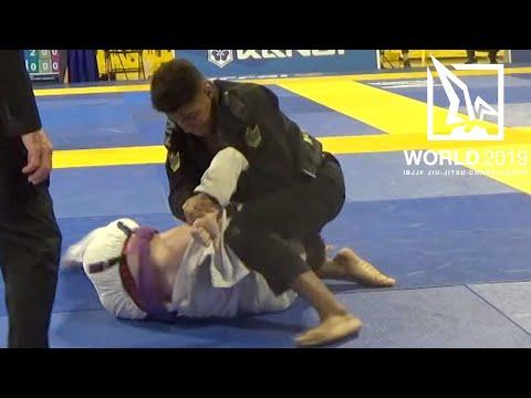 Jansen Gomes VS James McClughen / World Championship 2019