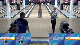 Kokkola Live-Stream / Venetsiakisa Round-Robin