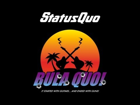 """STATUS QUO """"LOOKING OUT FOR CAROLINE"""" (HD) OFFICIAL MUSIC VIDEO"""