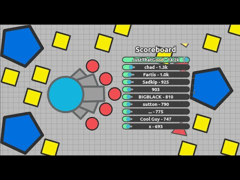 How to DOMINATE any Server | FFA/TDM/TAG Tip | Diep.io