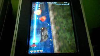Game Play Raiden III PS2