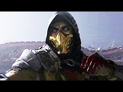 MORTAL KOMBAT 11 Cinematic Trailer (2019) PS4 / Xbox One