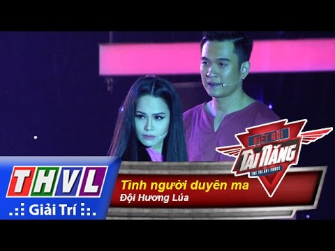 THVL | Biệt đội tài năng - Tập 10: Tình người duyên ma - Đội Hương Lúa