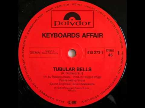 Keyboards Affair - Tubular Bells (Extended Version HQ Audio) 1983