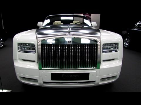 2013 Rolls-Royce Phantom Drophead Coupe Walkaround - 2013 Salon de L'Auto de Montreal