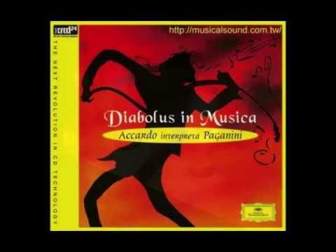 Accardo Diabolus In Musica track I & II