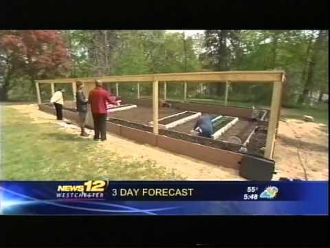 HVHC's Organic Healing Garden on News 12 (4/25/12)