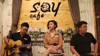 Biết khi nào gặp lại [Mỹ Tâm] Guitar Tân Bo Cover | Phi Oanh | Cajon Vũ Trấn | Say Acoustic Cafe