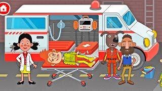 Pepi Hospital  Lustiges Krankenhaus Arzt Spiel für Kinder (iOS/Android App)