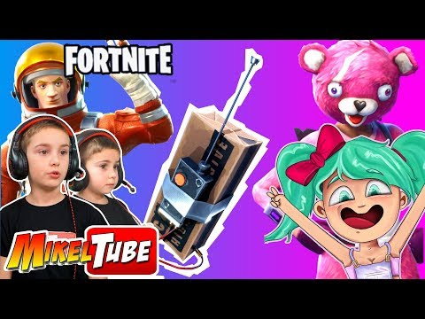 Reto Fortnite con TinenQa en MikelTube from YouTube · Duration:  22 minutes 5 seconds