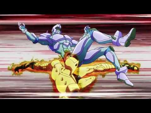 JoJo Part 4: Josuke (Crazy Diamond) vs Kira (Killer Queen)