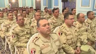 وزير الدفاع: القوات المسلحة تعمل بأقصى درجات اليقظة لفرض سيادة الدولة ..فيديو