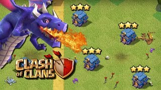 The MOST USED Strategy in Clash of Clans - You CAN still use it! 3 Star Attack Strategy Tips!
