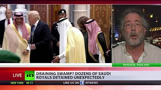 Inside story of Saudi night of long knives - Pepe Escobar on detained royals