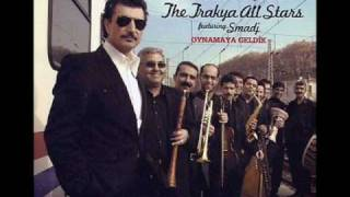 burhan Öcal and trakya all stars feat smadj oynamaya geldik Çoban