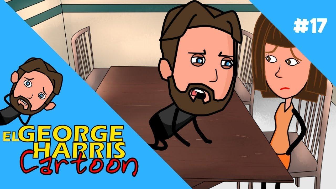 el-george-harris-cartoon-ep-17-miami-es-muy-loco