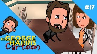 El George Harris Cartoon Ep 17- Miami es muy Loco