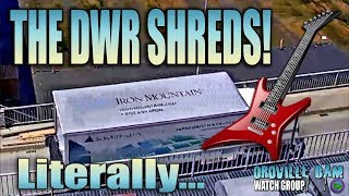 [16.23 MB] Is the DWR Destroying Sensitive Documents? Iron Mountain Trucks at the Dam!