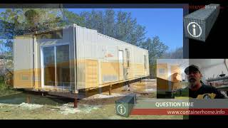 Relocation Capable Container Homes