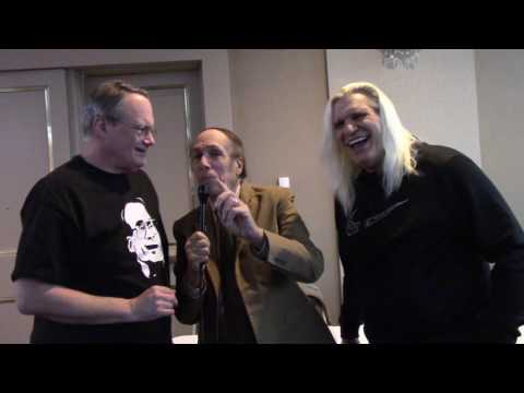 TOMMY RICH, JIM CORNETTE, ROBERT GIBSON TOGETHER-A MUST  SEE APTER CHAT