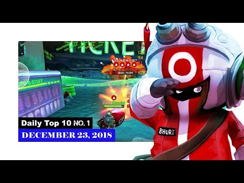 Battle Bay Daily Top 10 Episode #1: Shocking Result!