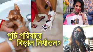 প্রাণী কল্যাণ আইন ভাঙার অভিযোগ 'পুচি ফ্যামিলি'র বিরুদ্ধে | bdnews24.com
