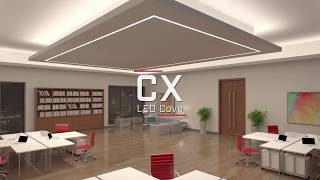 Designed for seamless illumination and adjustable to the inch, the new LED CX provides cove lighting at an exceptional value. Learn more: https://www.hew.com/products/CX