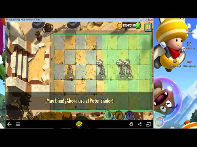 Plantas vs Zombies 2 para PC en Español Travel Video
