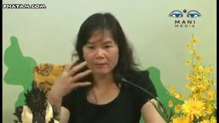 Nhà Ngoại Cảm Phan Thị Bích Hằng nói chuyện với người âm