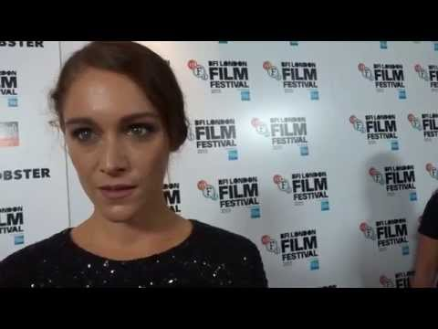 Ariane Labed  for The Lobster at London Film Festival