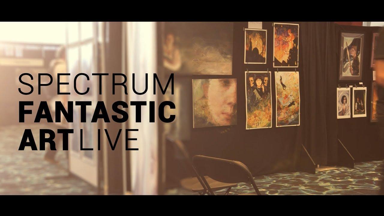 Spectrum Fantastic Art Live 3 Highlight Video