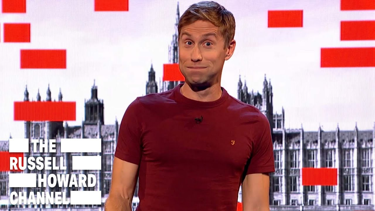 Download The Russell Howard Hour - Series 5 Episode 2 | Full Episode | The Russell Howard Channel