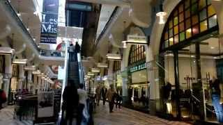 Sydney Queen Victoria Building - The Most Beautiful Shopping Mall In The World