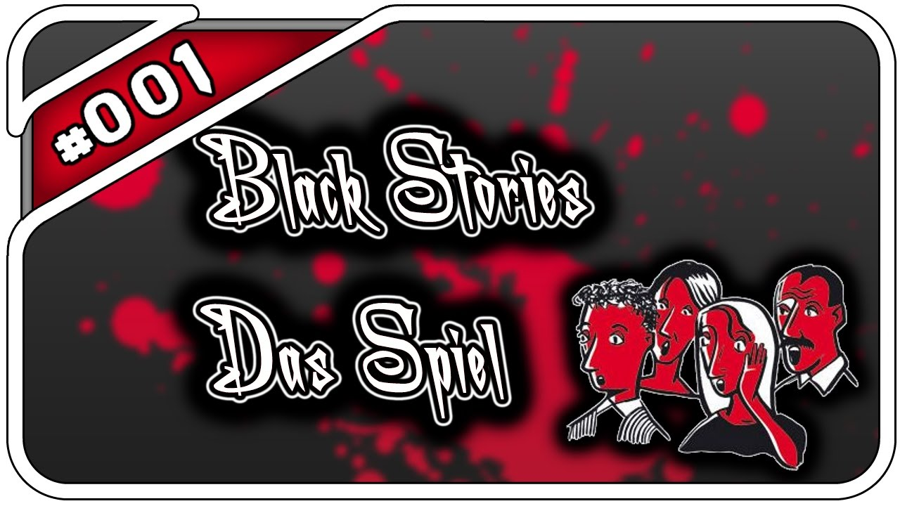 Spiel Black Stories