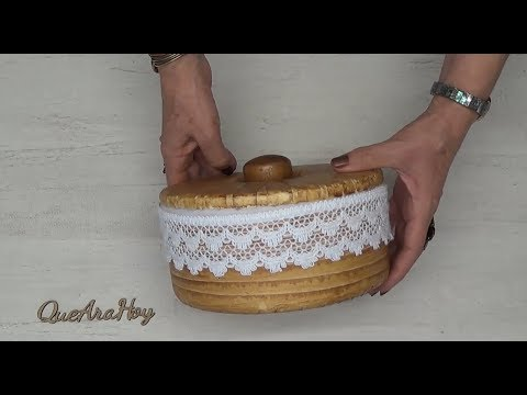 Tortillero DIY from YouTube · Duration:  13 minutes 24 seconds