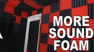 Sound Foam: Maximum acoustic coverage