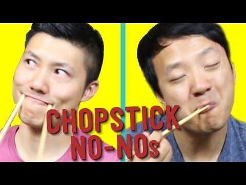 19 Things You Should NEVER Do With Chopsticks!