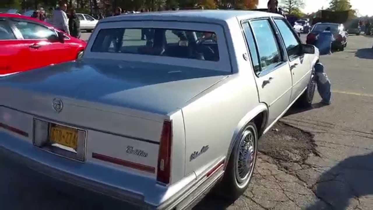 1986 Cadillac DeVille - YouTube