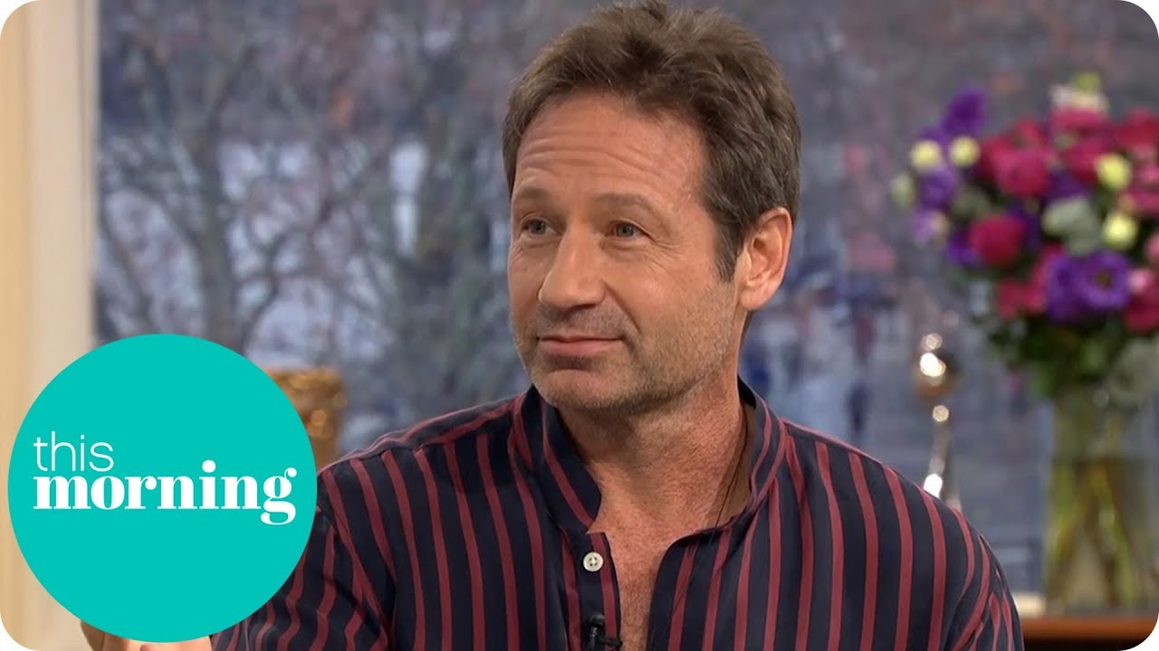 David Duchovny on a Possible New Series of The X-Files ...