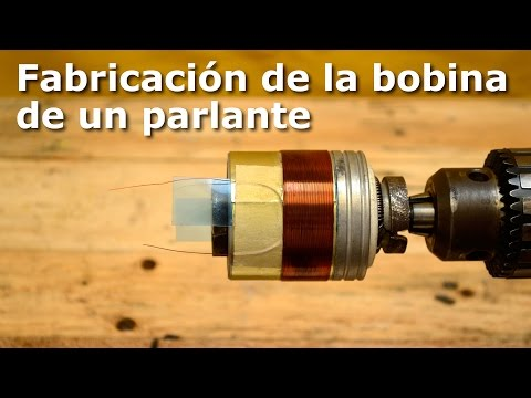 Manufacturing a loudspeaker voice coil