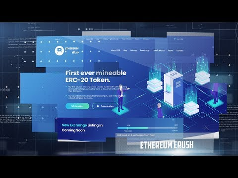 What is Ethereum eRush? EER