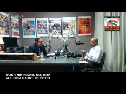 ORISSA CULTURE CENTER OF HOUSTON AND RATH YATRA ALL INDIA RADIO HOUSTON NIK NIKAM, MD