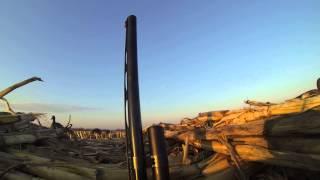 Охота на гуся в Нижегородской обл.2014
