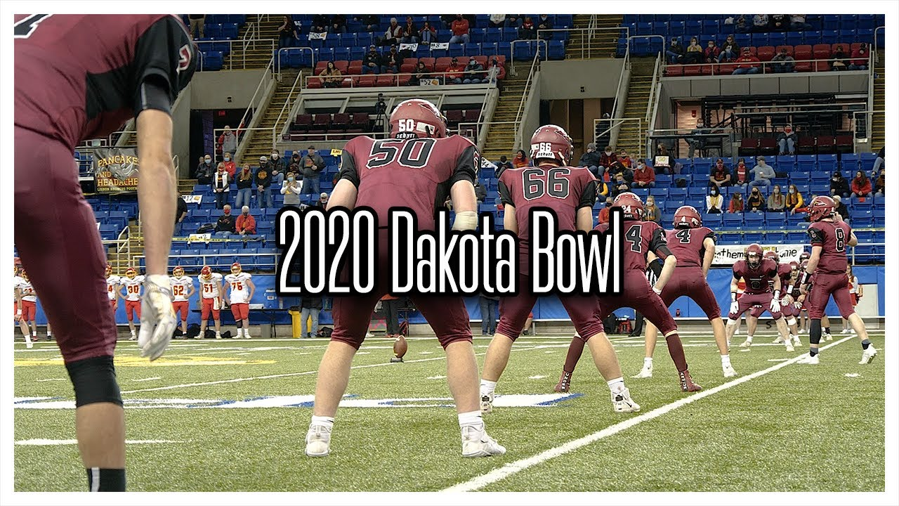 Download Langdon-Area Edmore Munich Football 3-peats at the 2020 Dakota Bowl