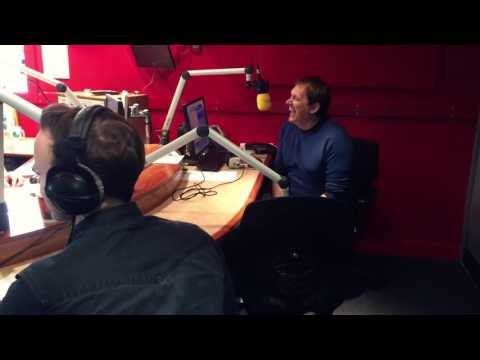Tony Cascarino surprises Dermot and Dave - Today FM